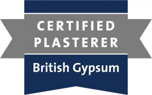 official plastering certification
